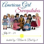 Enter to Win an American Girl Doll #Giveaway