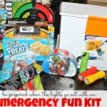 Be Prepared In An Emergency with Duracell Batteries