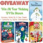 NCircle Holiday DVD Giveaway