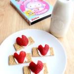 Doc McStuffins Cuddle Me Lambie Movie & Snack Idea