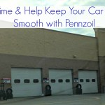 Save Time & Help Your Car Run Smooth with Pennzoil