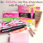 Be Fit to Play Any Way with Playtex® Sport®