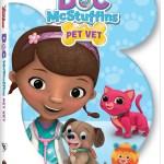 Doc McStuffins: Pet Vet Coming to DVD November 3rd
