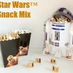 Star Wars™ Snack Mix {Recipe)