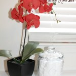 DIY Laundry Room Jar