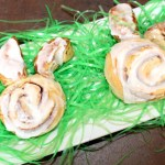 Bunny Cinnamon Rolls Recipe