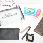 Organize Your Diaper Bag with This Personalized Mommy Bag