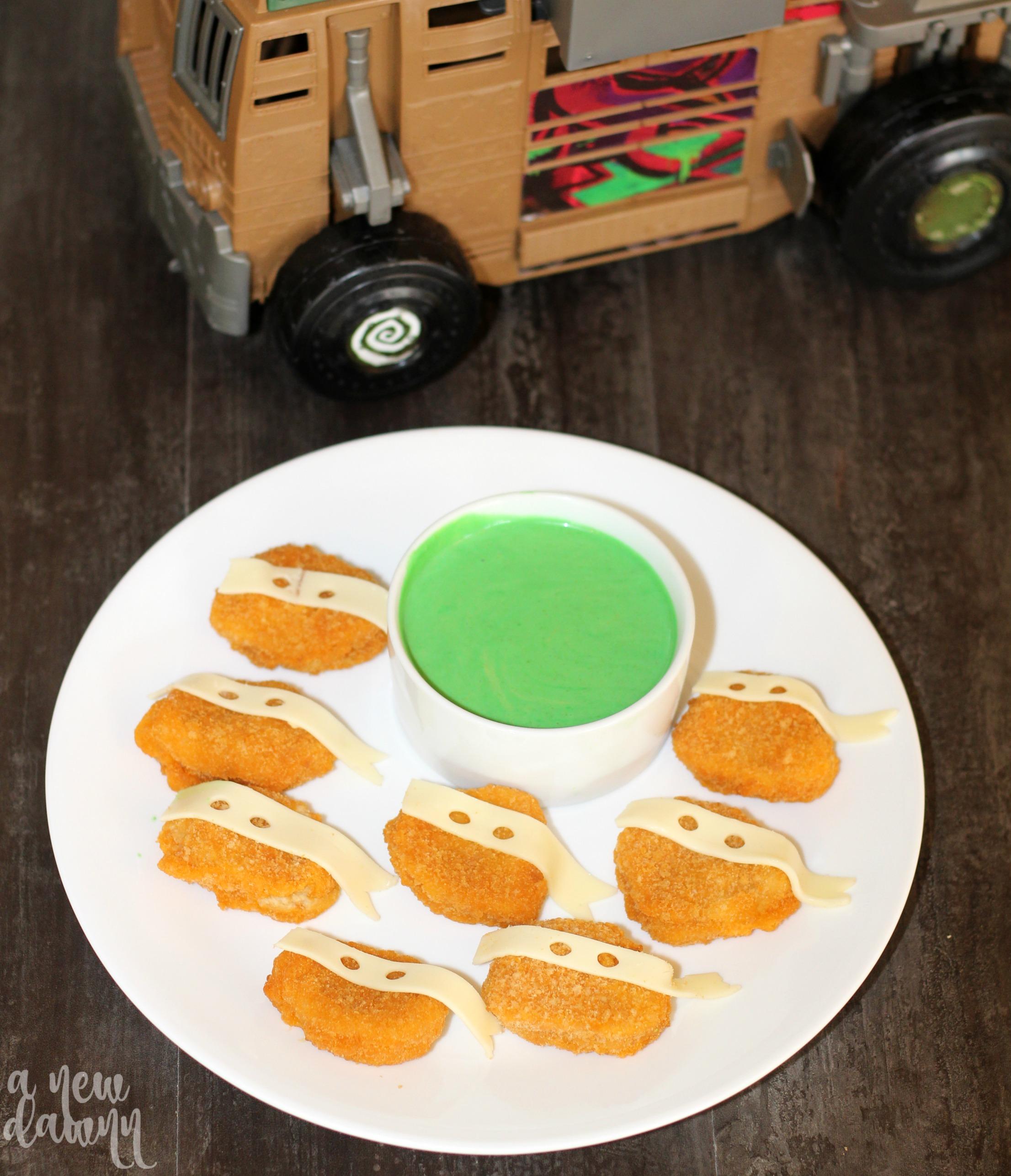 Cheesy-Ninja-Nuggets