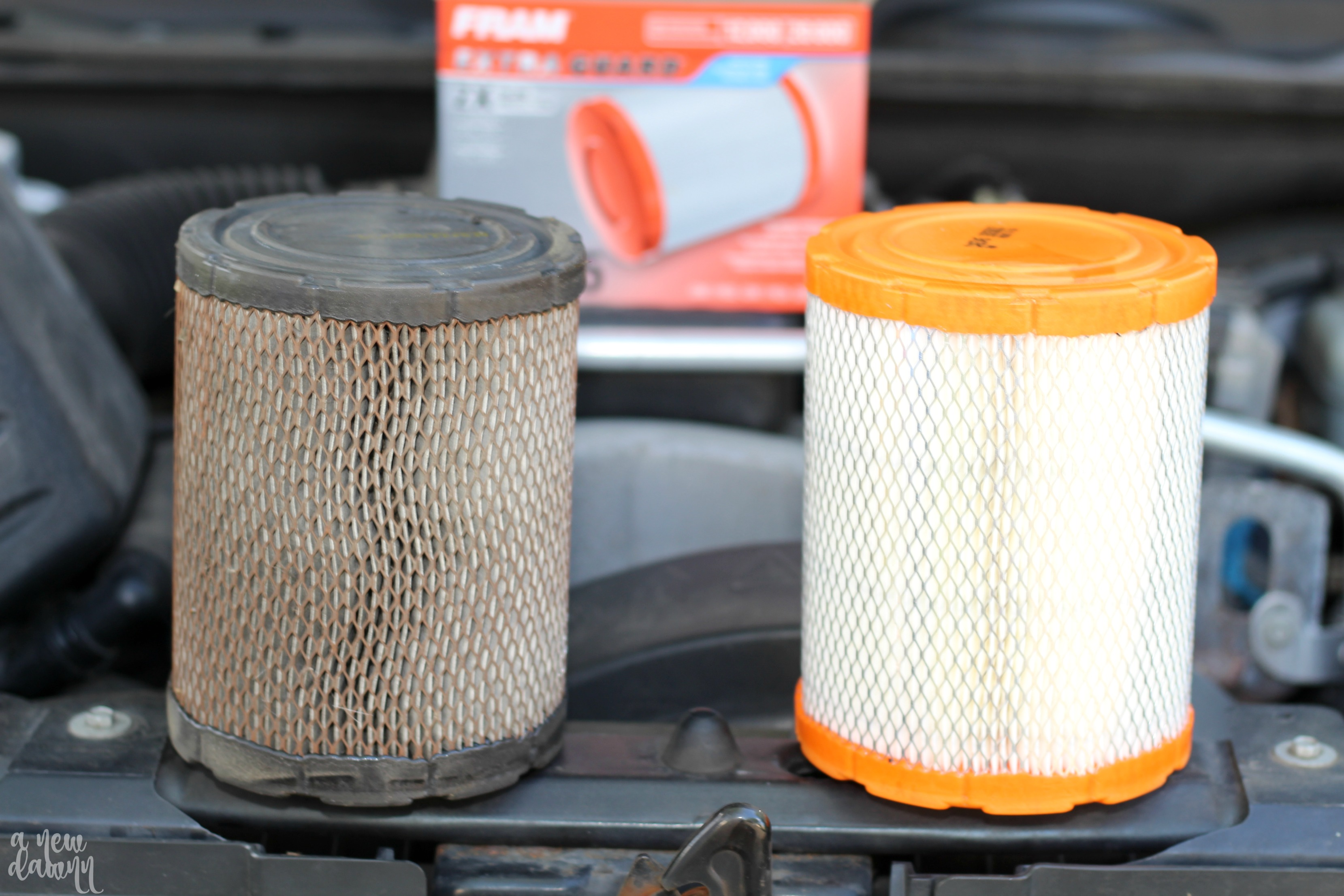 Fram-air-filter