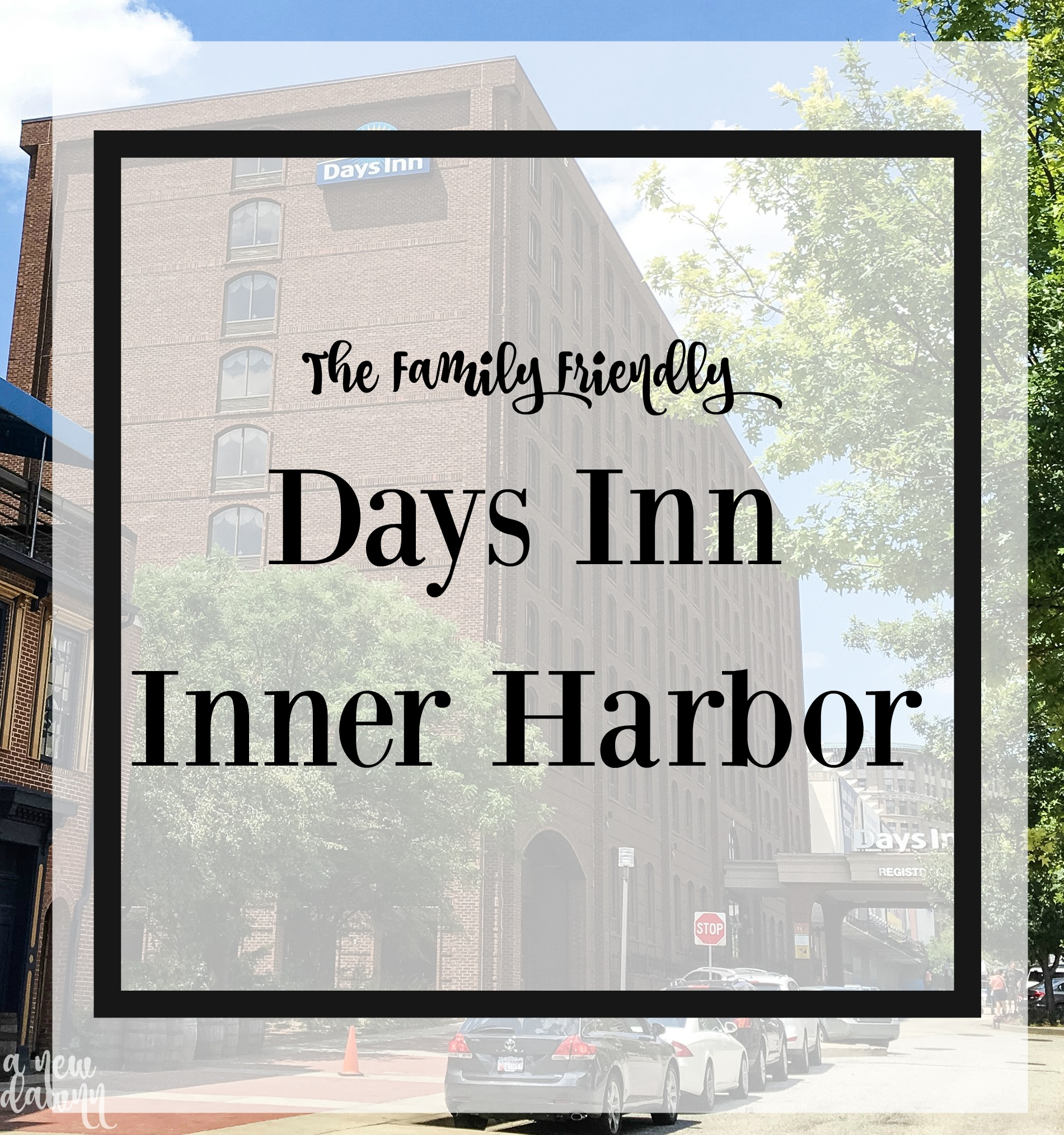 Days Inn Inner Harbor