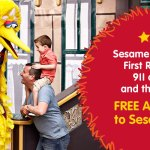 First Responders Weekend at Sesame Place