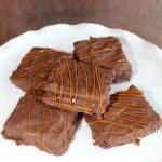 Dulce de Leche Squares Recipe