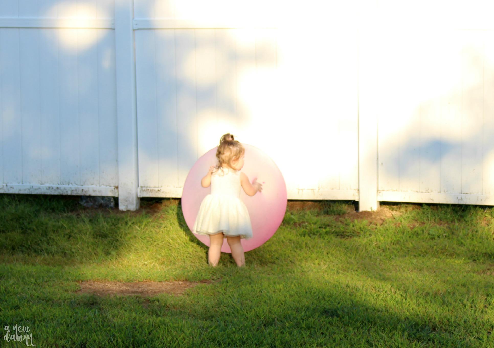 SuperWubble Bubble Ball