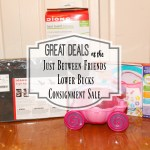 Great Deals Await at the JBF Lower Bucks Sale