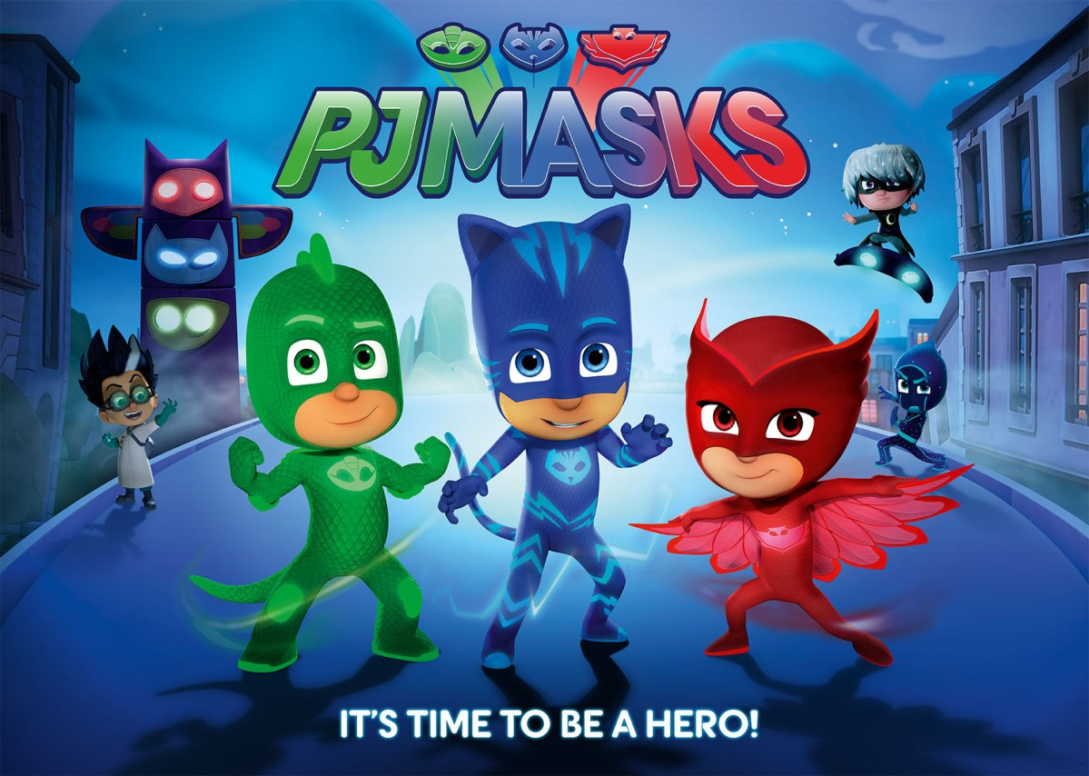 Celebrate Halloween with these PJ Masks Printables
