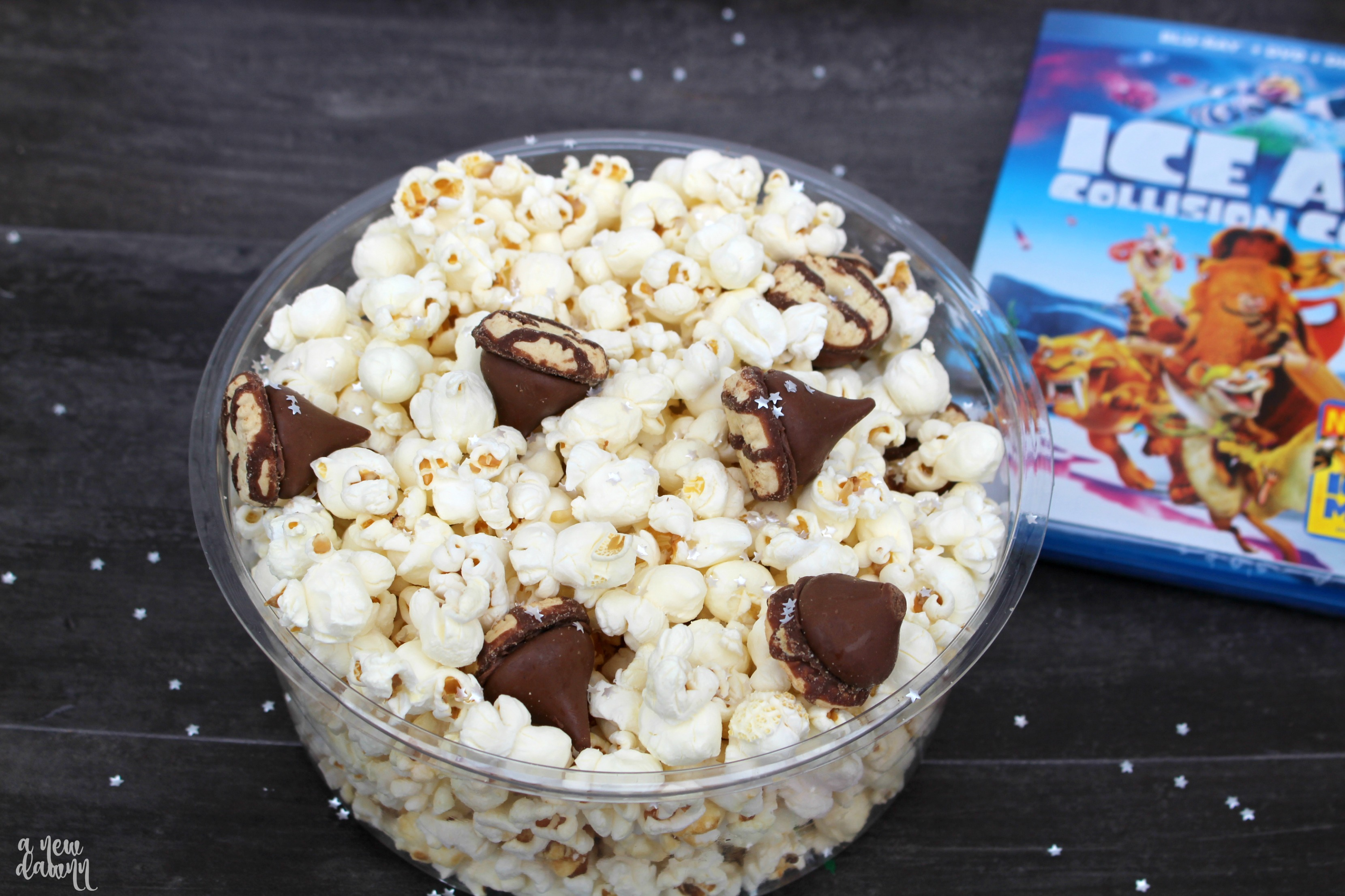 Ice Age Popcorn Recipe