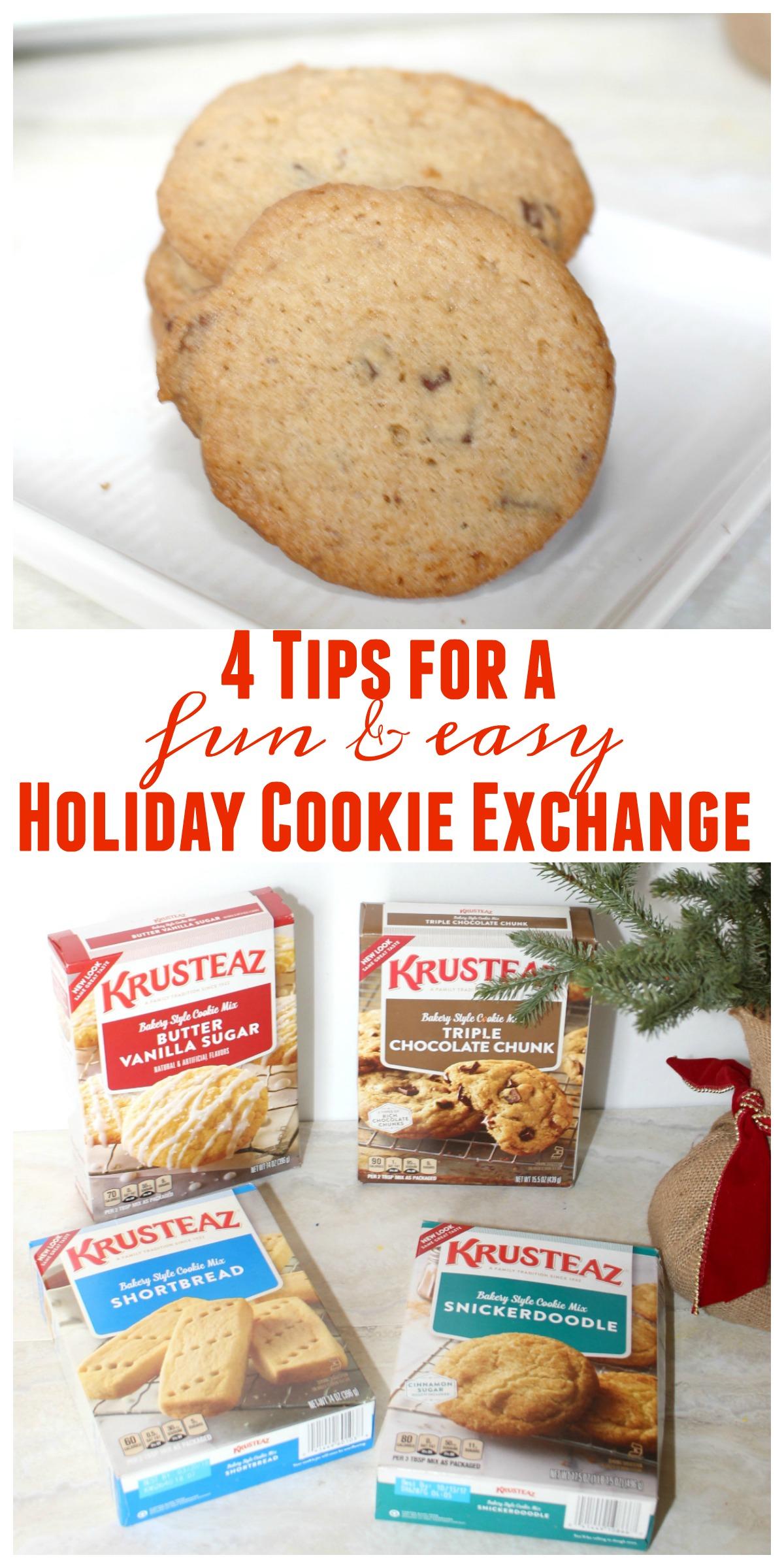 Cookie Exchange Tips
