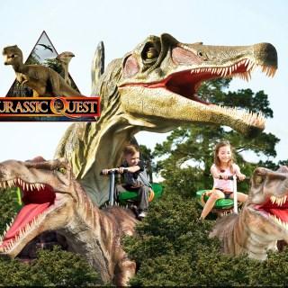 Jurassic Quest Allentown, PA