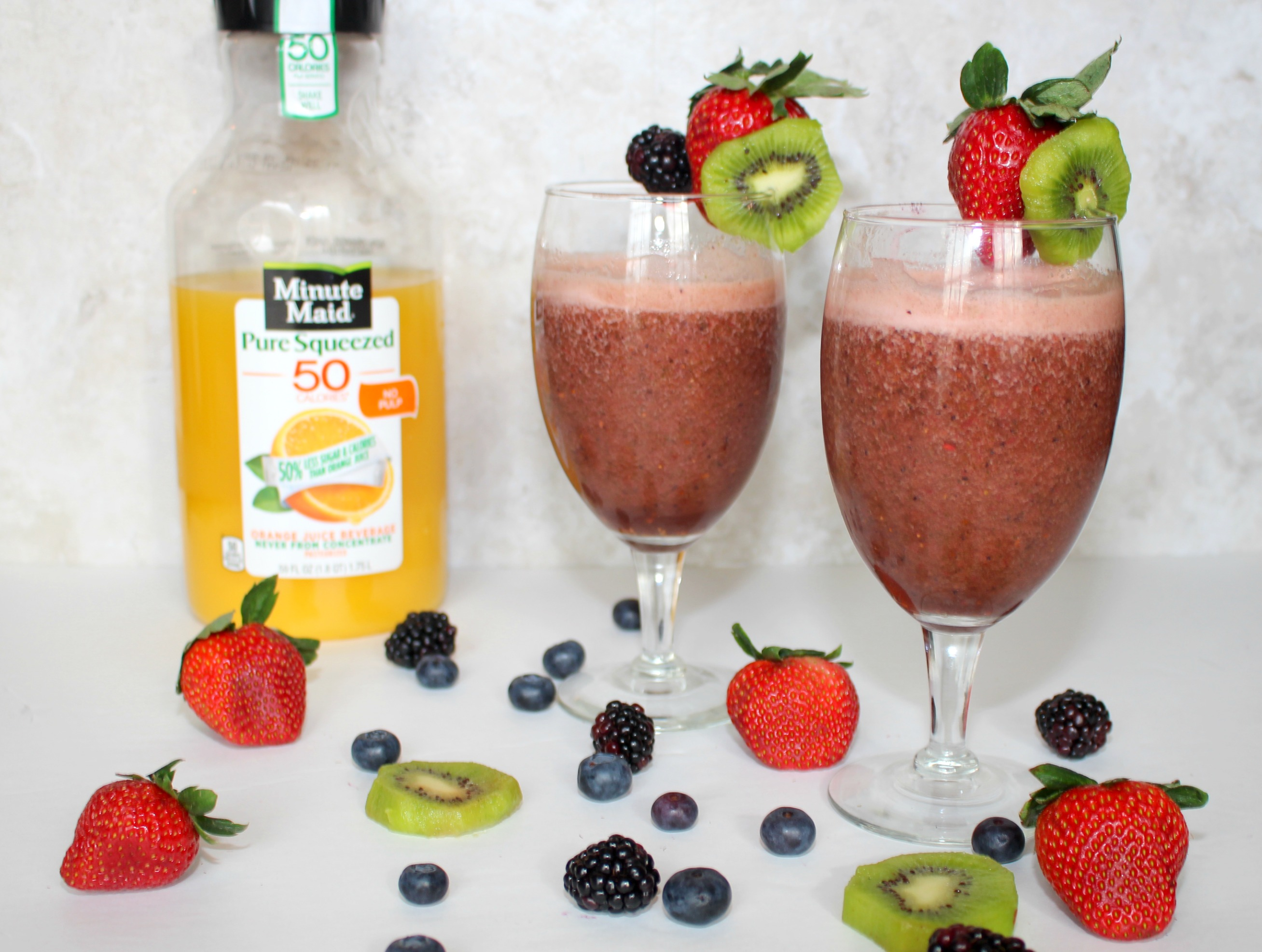 Kiwi Berry Smoothie Recipe