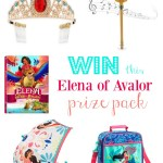 Elena and the Secret of Avalor Coming to DVD February 7th – WIN an Elena Prize Pack