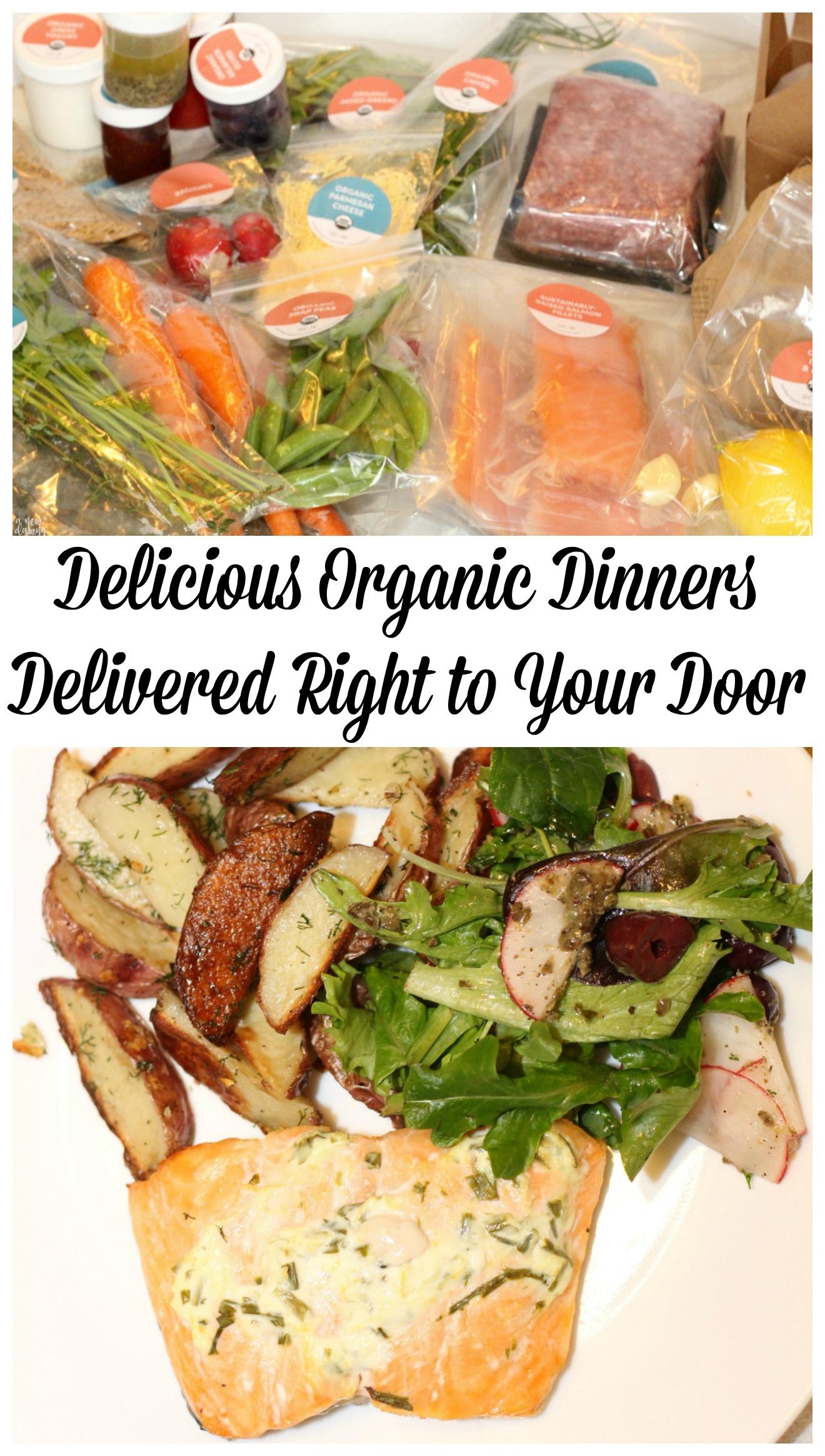 Green Chef Organic Dinners