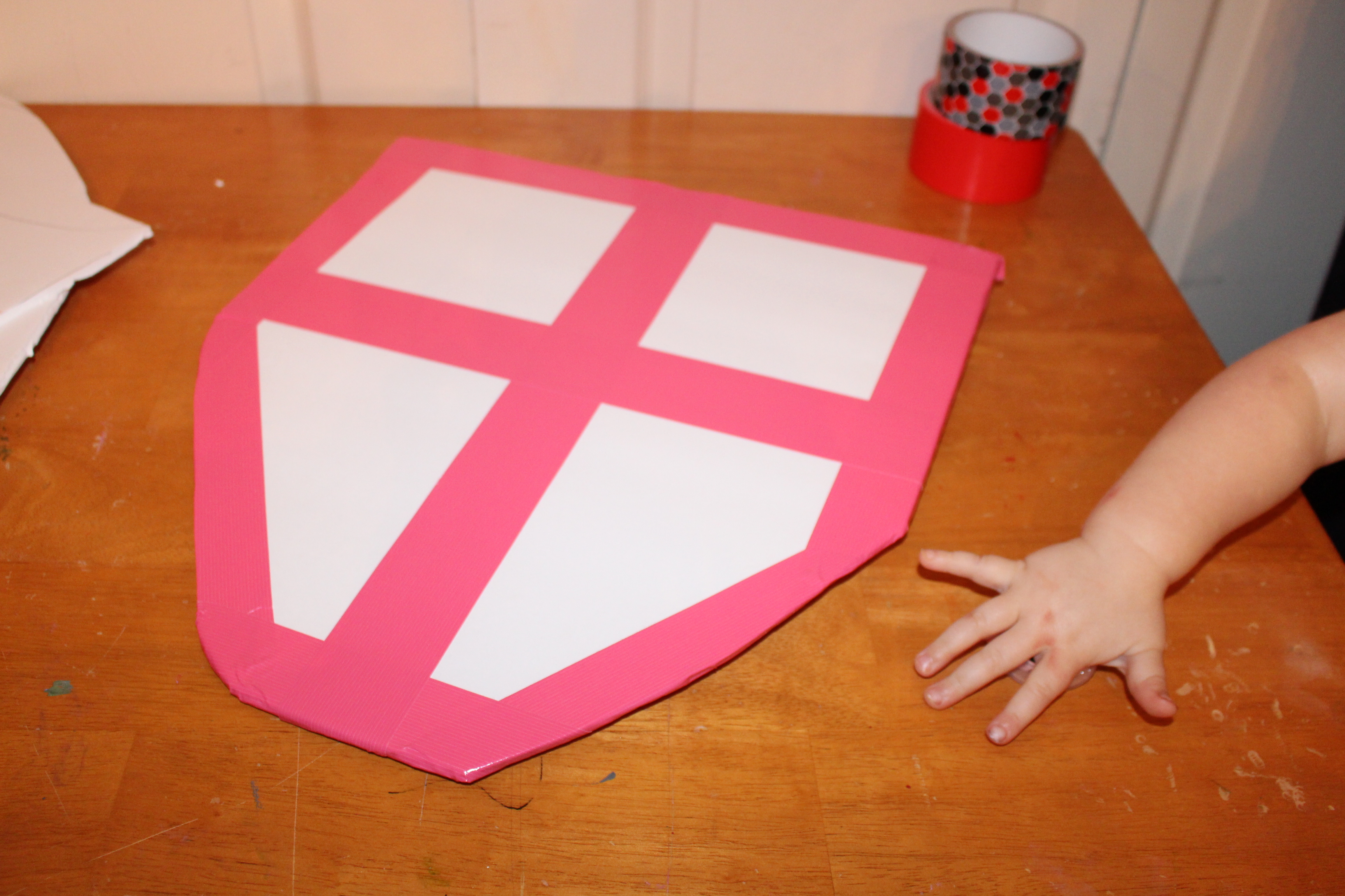 Create Your Own Knight Shield
