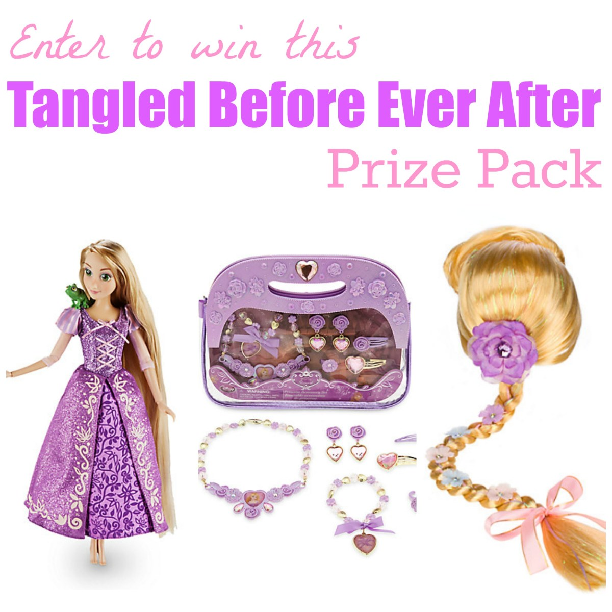 Bring Home Tangled Before Ever After on DVD