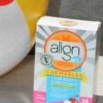 THIS SUMMER STAY HAPPY & HEALTHY WITH ALIGN PROBIOTICS