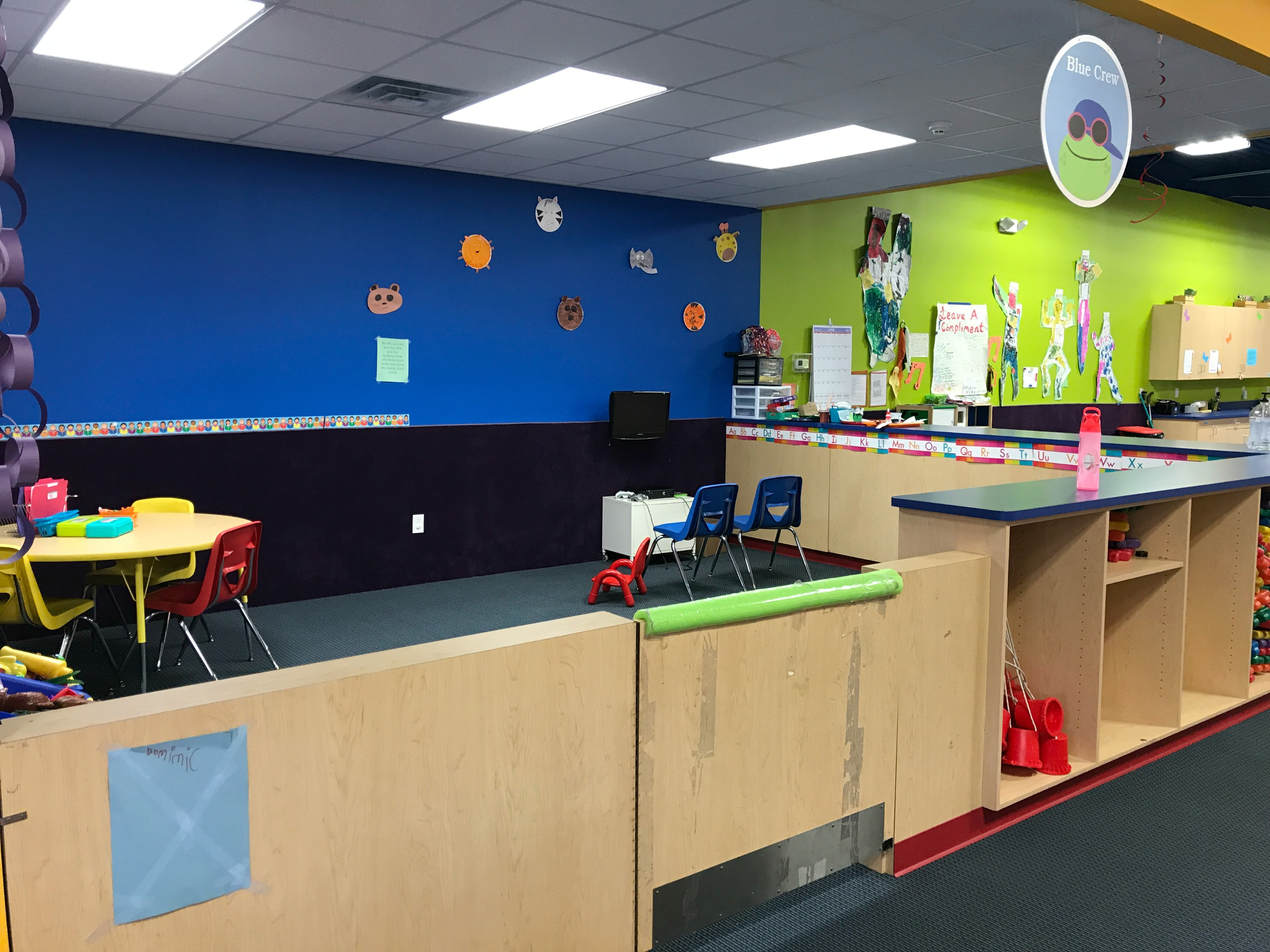 KidsPark Offers Childcare Options for Busy Families