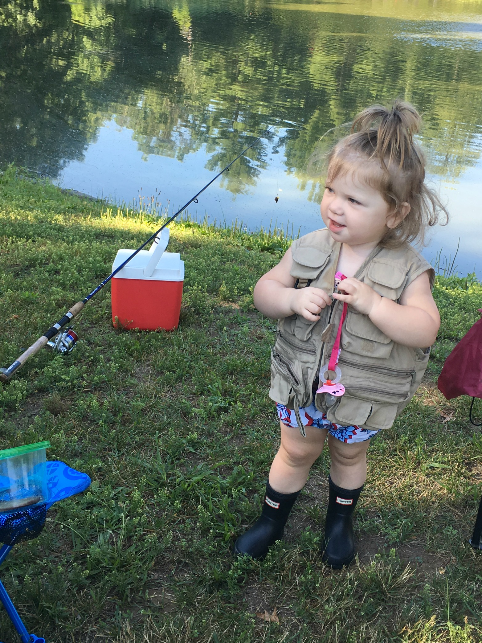 Get Hooked on Fishing During National