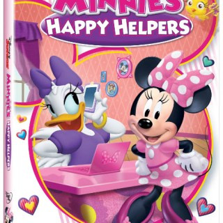 Minnie's Happy Helpers DVD