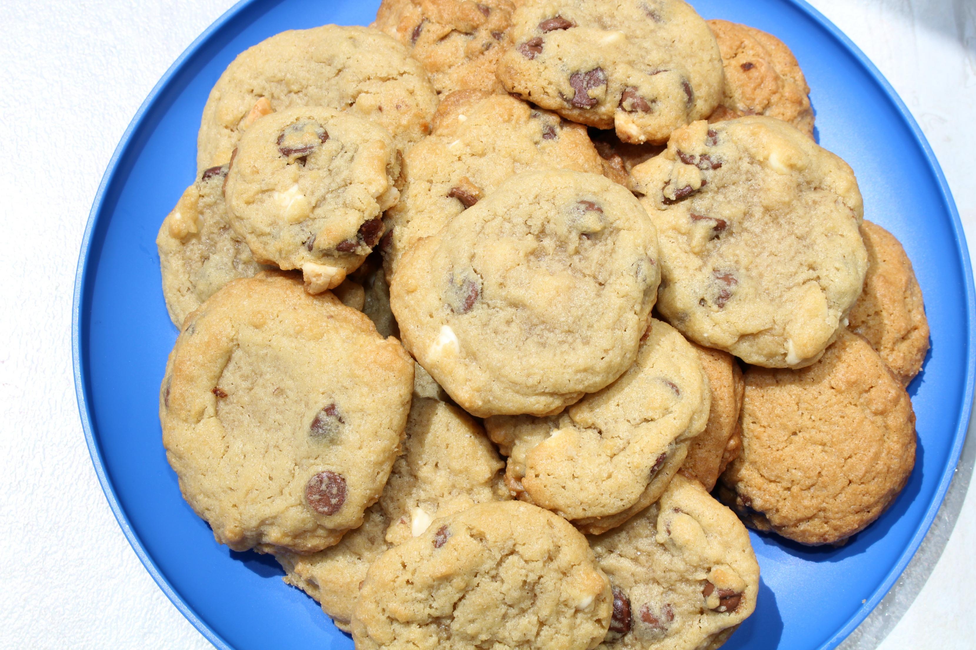 Triple Chocolate Chip Cookie Recipe