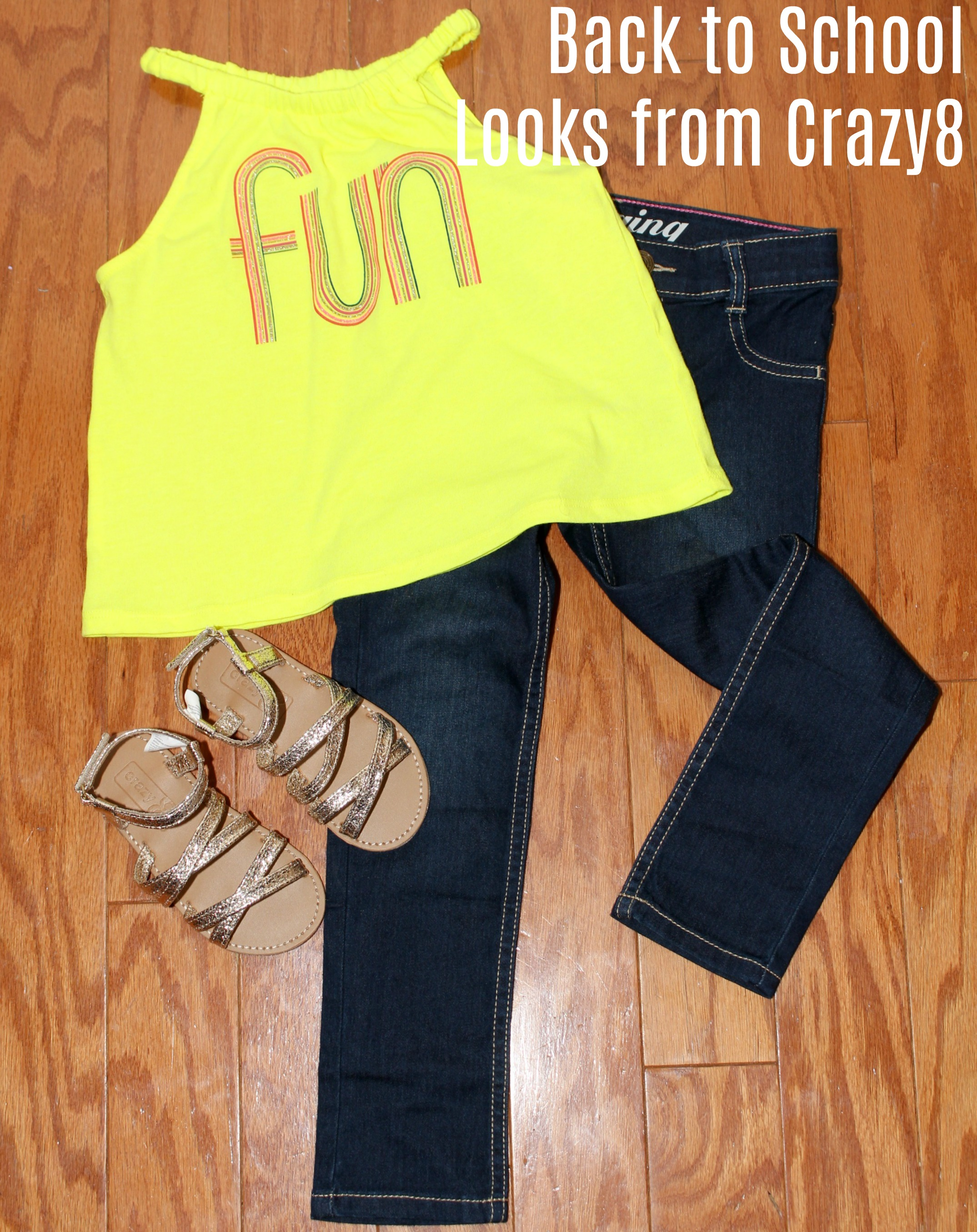 Back to School Looks from Crazy8