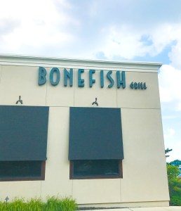 Bonefish Grill Summer Menu