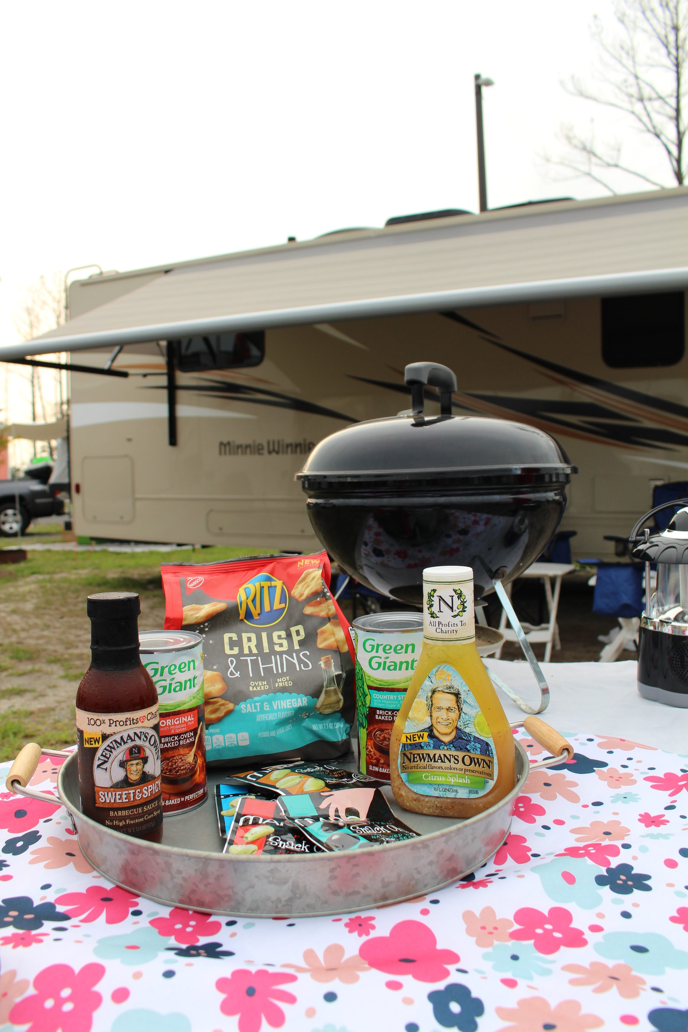 Summer Grilling & Camping