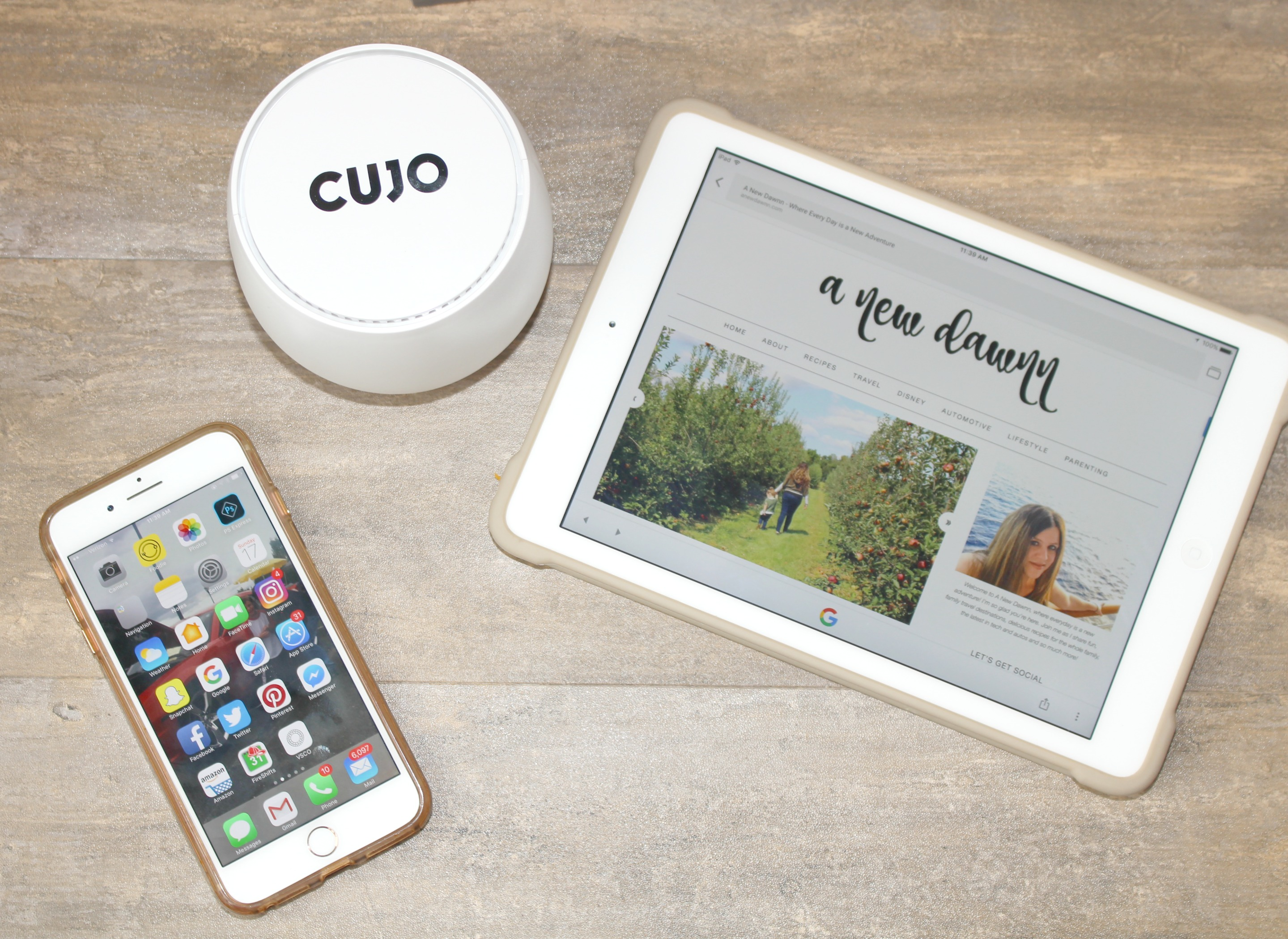 CUJO Smart Firewall