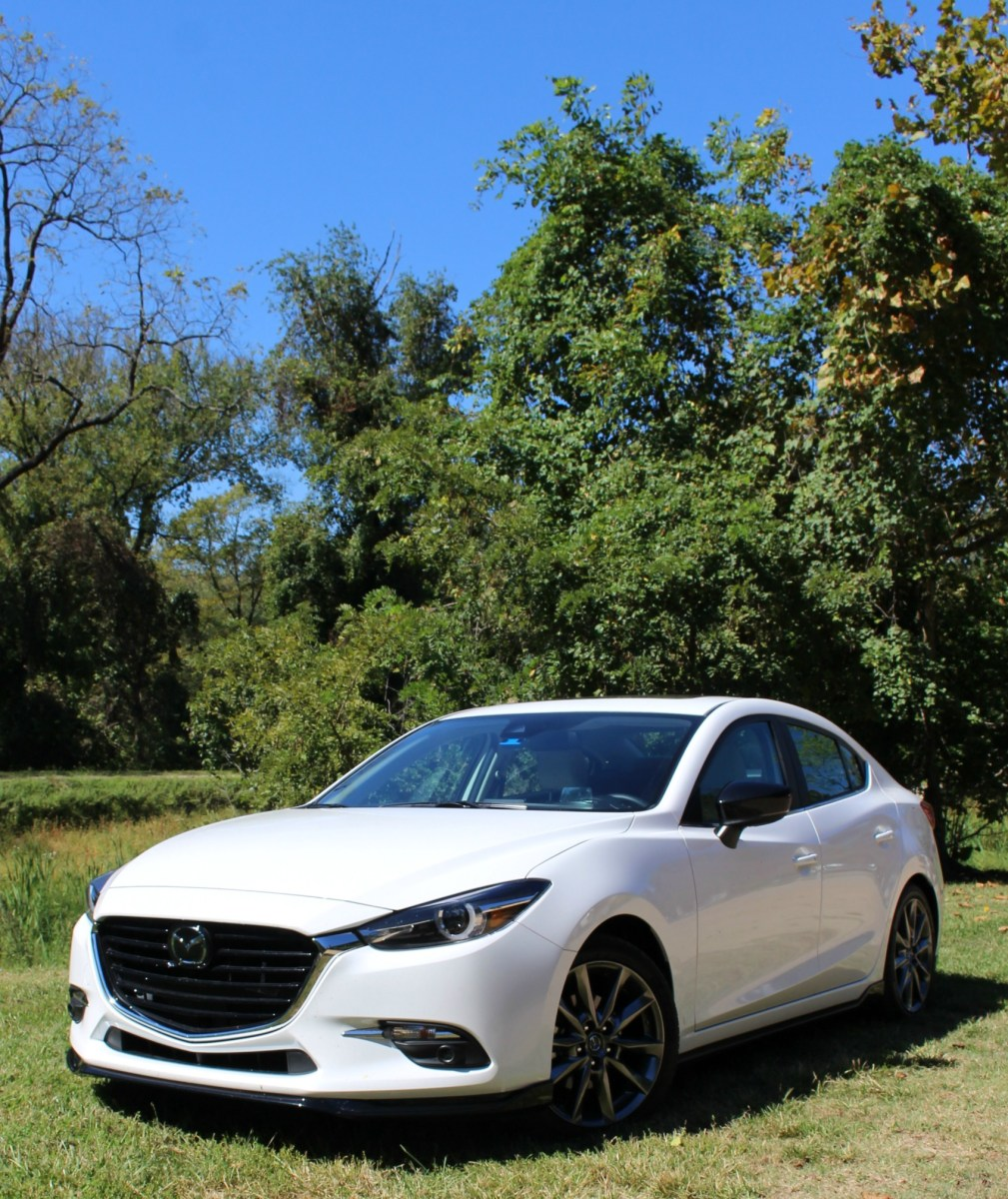 Road Trip Diaries- Washington D.C. in the 2018 Mazda3 Grand Touring