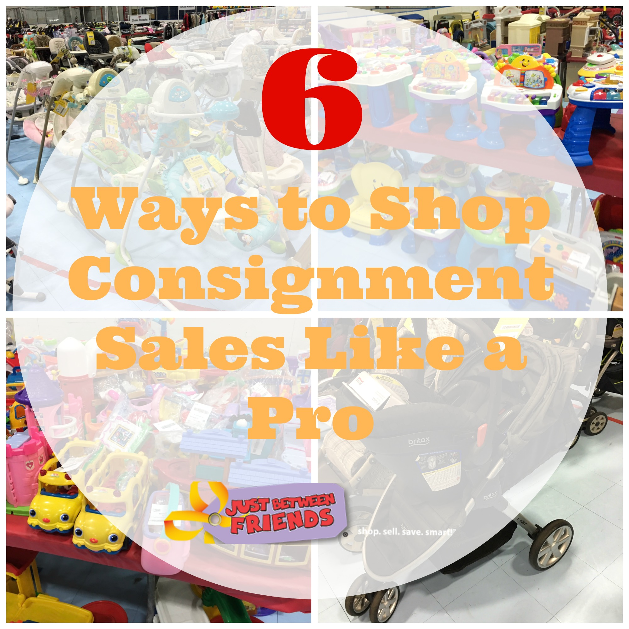 6 Ways to Shop Consignment Sales Like a Pro