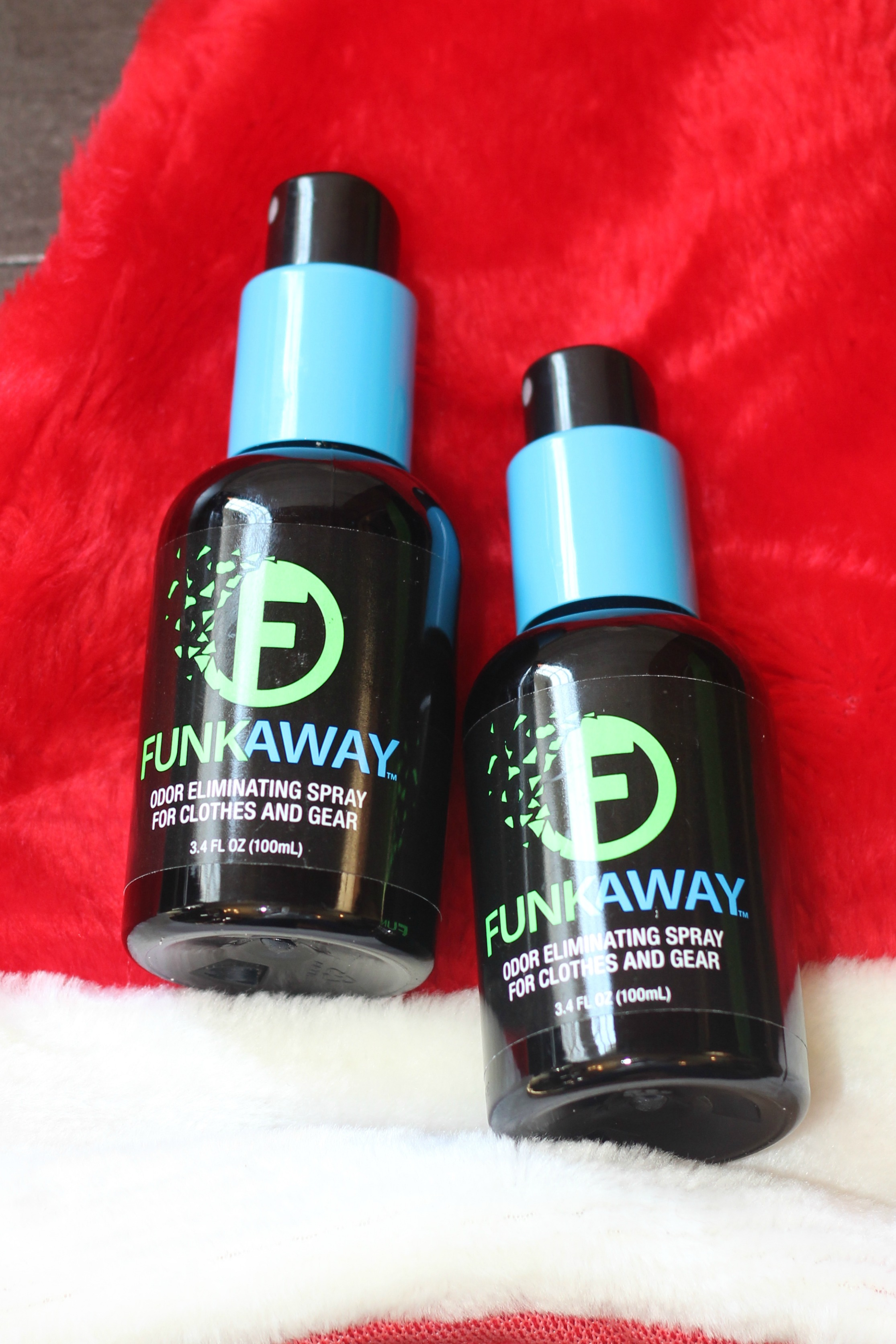 Keep Odors at Bay with FunkAway