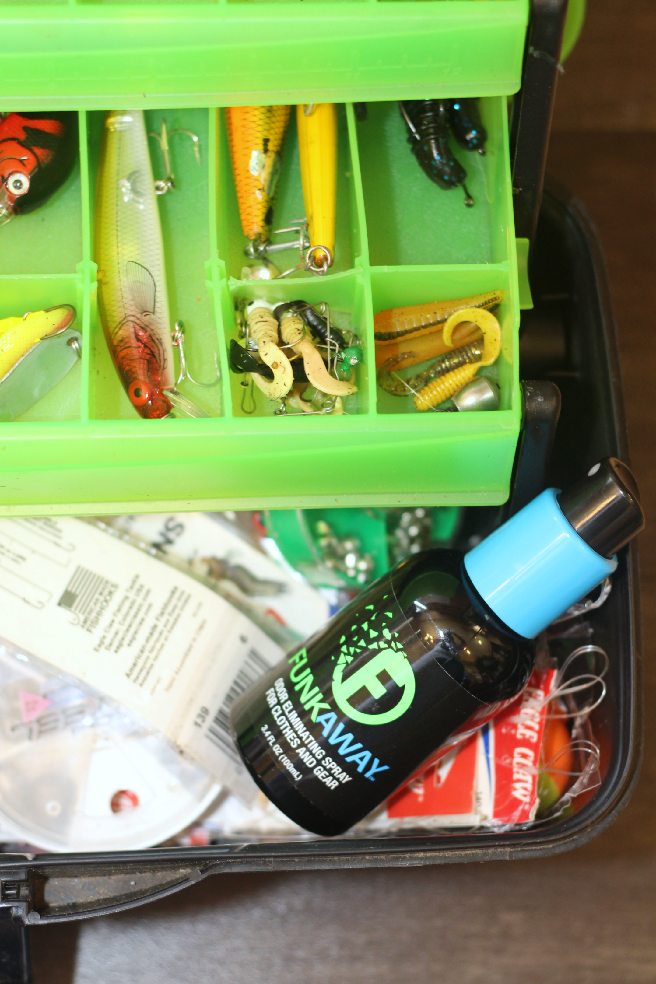 Keep Odors at Bay with FunkAway