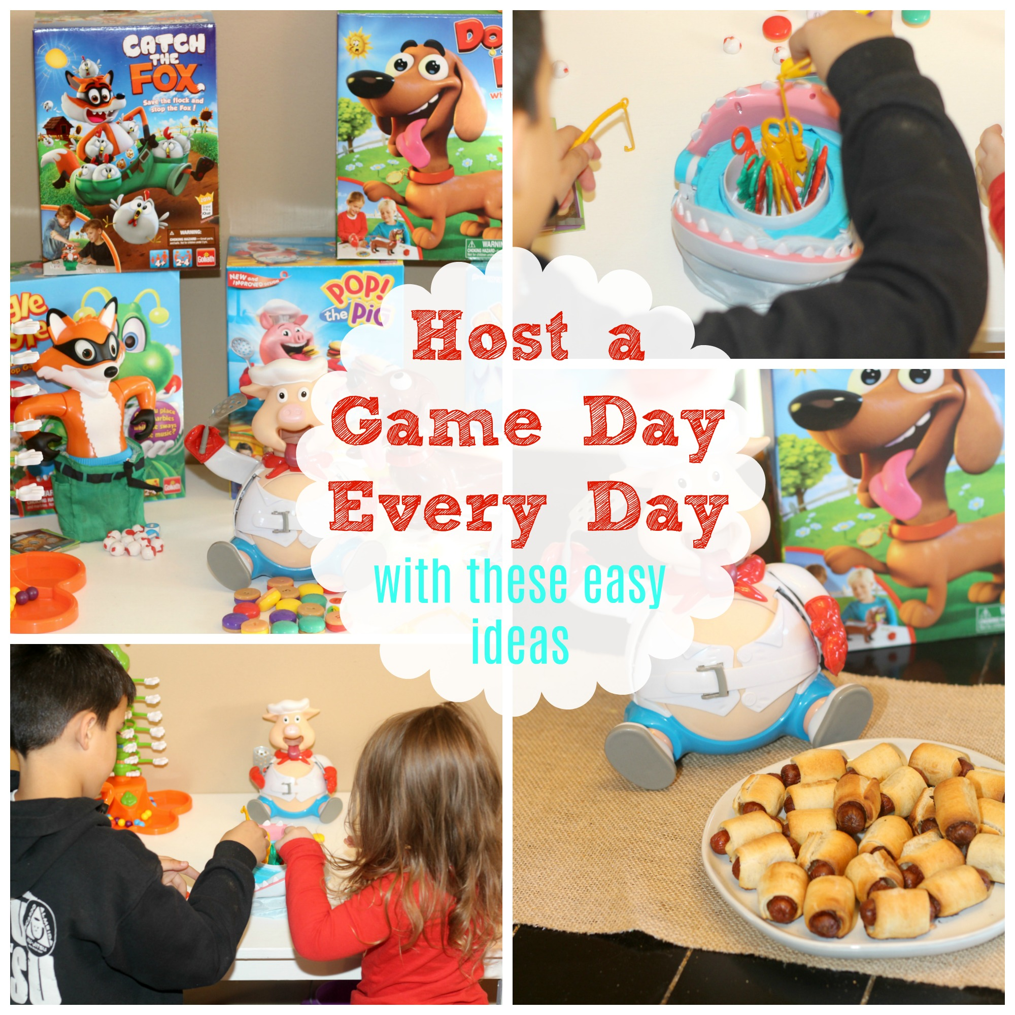 Make it Game Day Every Day - Tips to Host an Epic Game Day