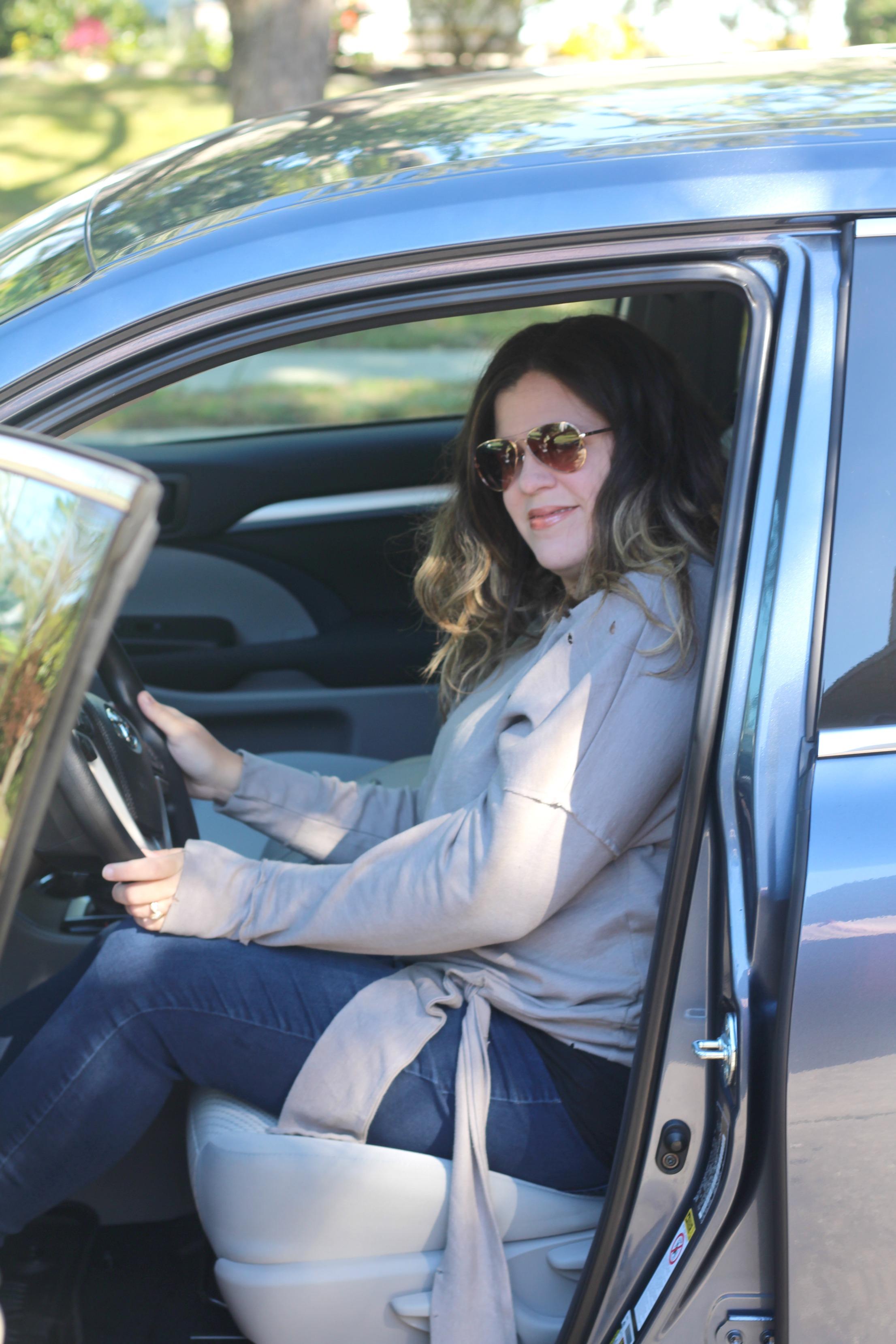 Road Trip Diaries - Hershey/Harrisburg in the 2017 Toyota Highlander