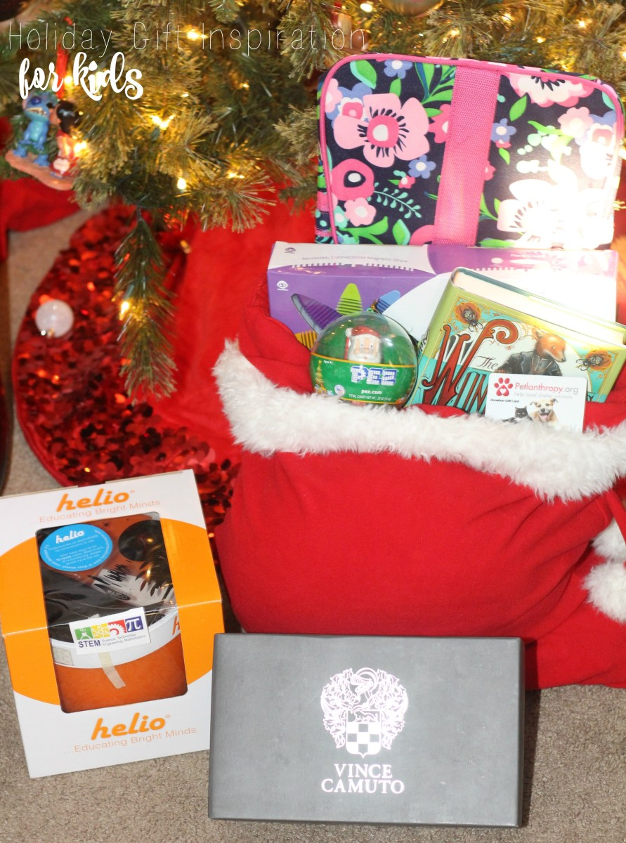 Holiday Gift Inspiration for Kids - Kidspiration Babbleboxx