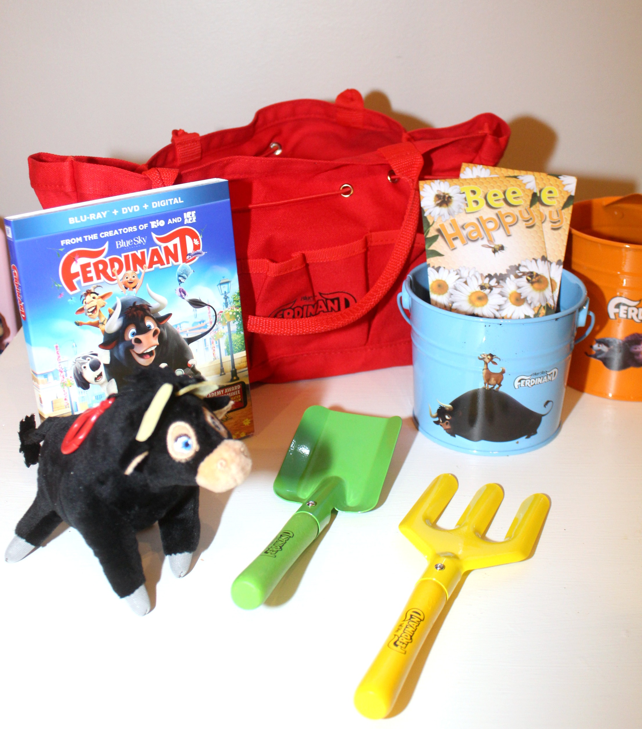 Bring Home Ferdinand on DVD Today