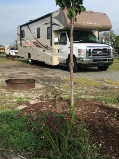 Go RVing at The Resort at Massey's Landing
