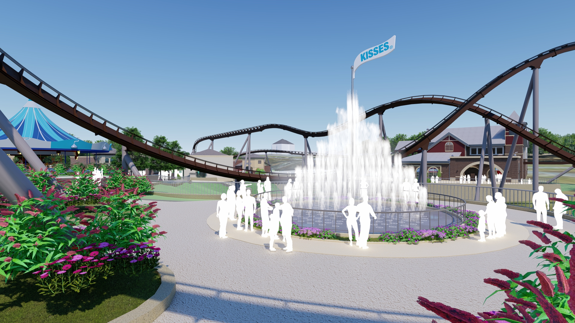 Hershey's Chocolatetown Coming Summer 2020
