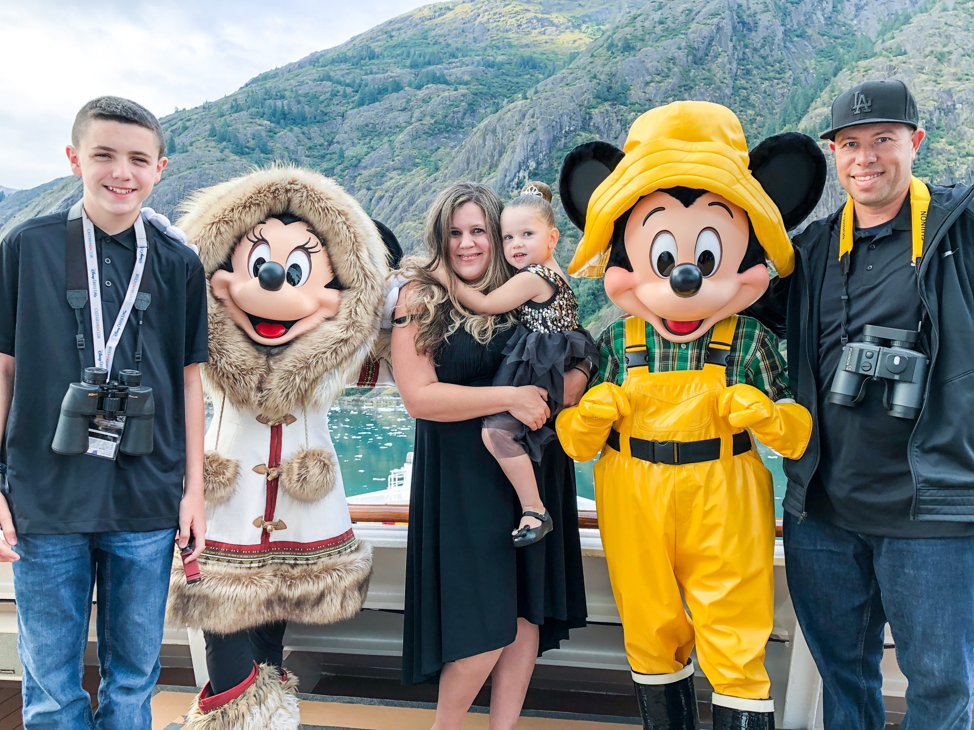 Disney Cruise Line Alaskan Cruise: A 7 Day Adventure Through Alaska