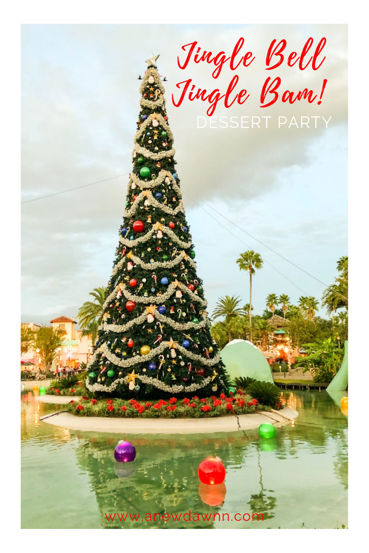 Jingle Bell Jingle BAM! Dessert Party