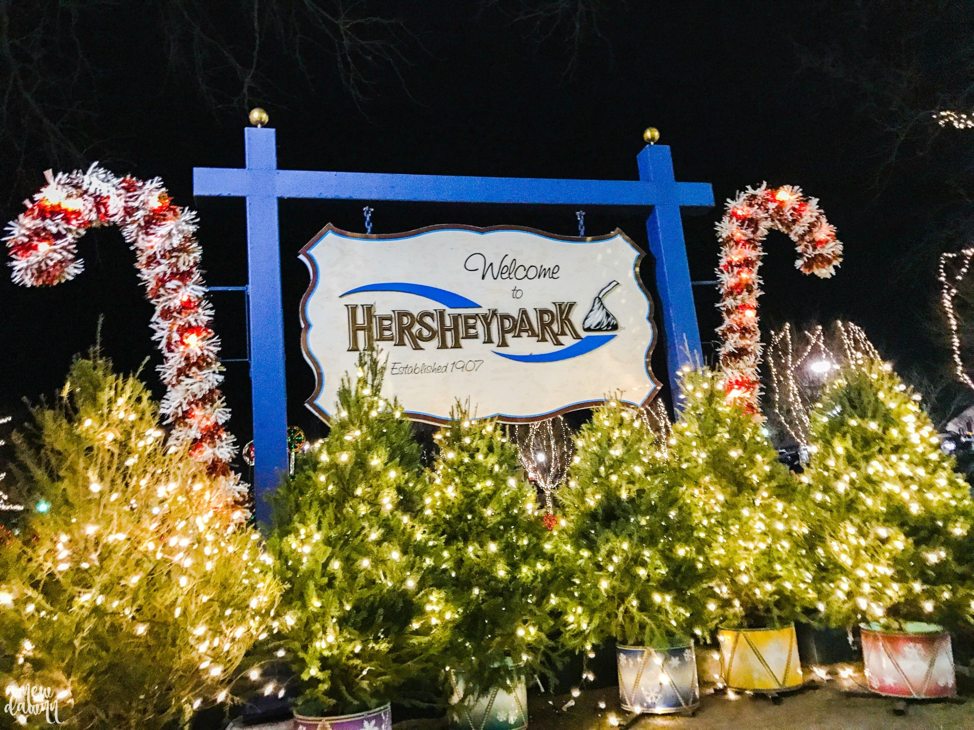 10 Reasons to Plan a Hersheypark Christmas Getaway
