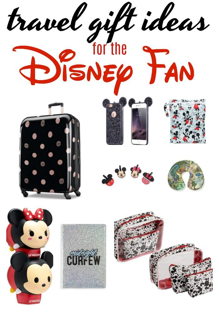 Travel Gift Ideas for the Disney Fan